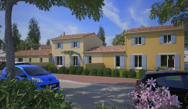 maisons construites pour le groupe EDF