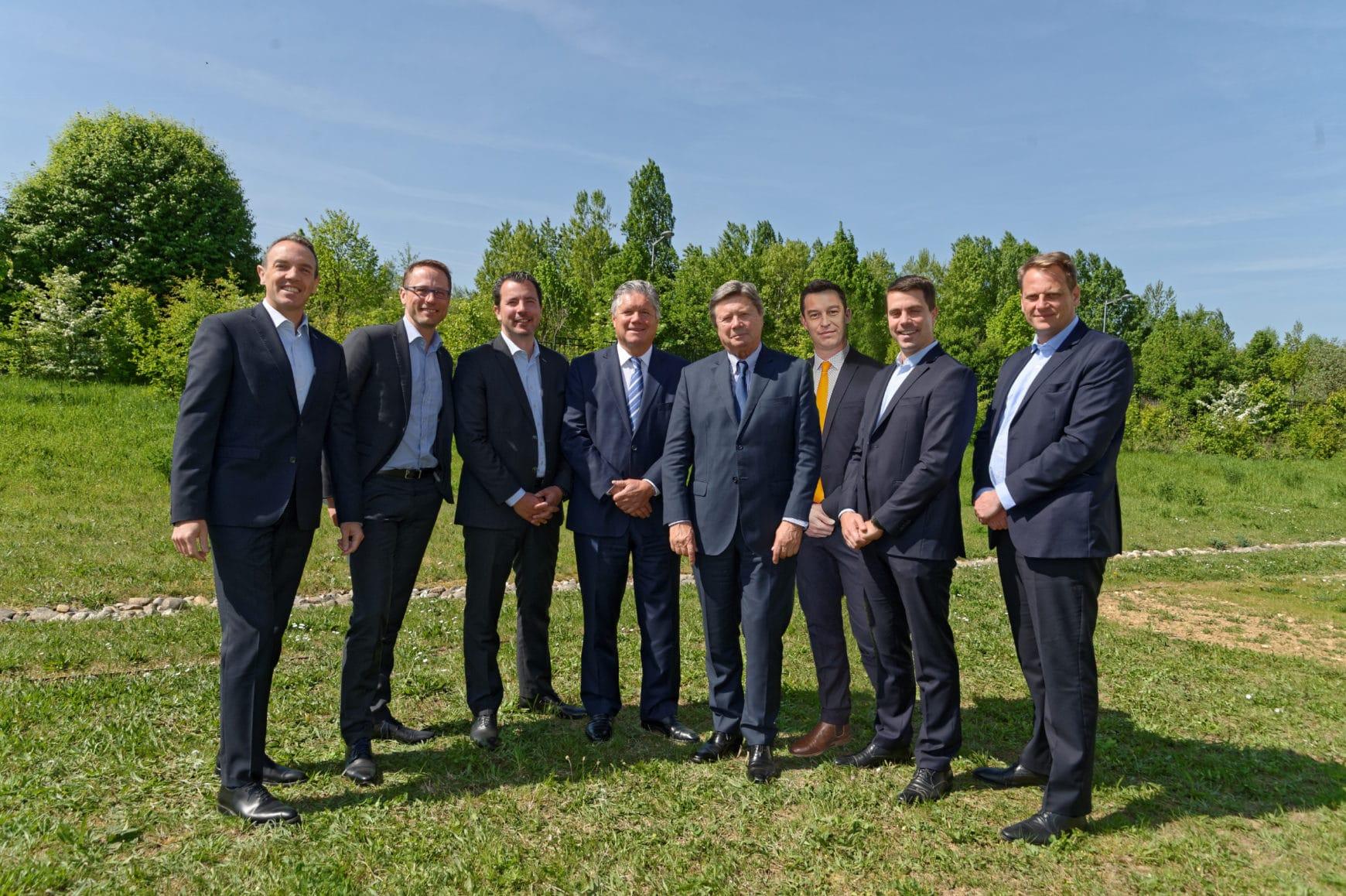 Comité stratégique Groupe Maisons France Confort