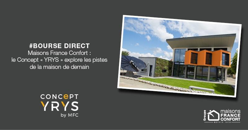 Le Concept « YRYS » explore les pistes de la maison de demain