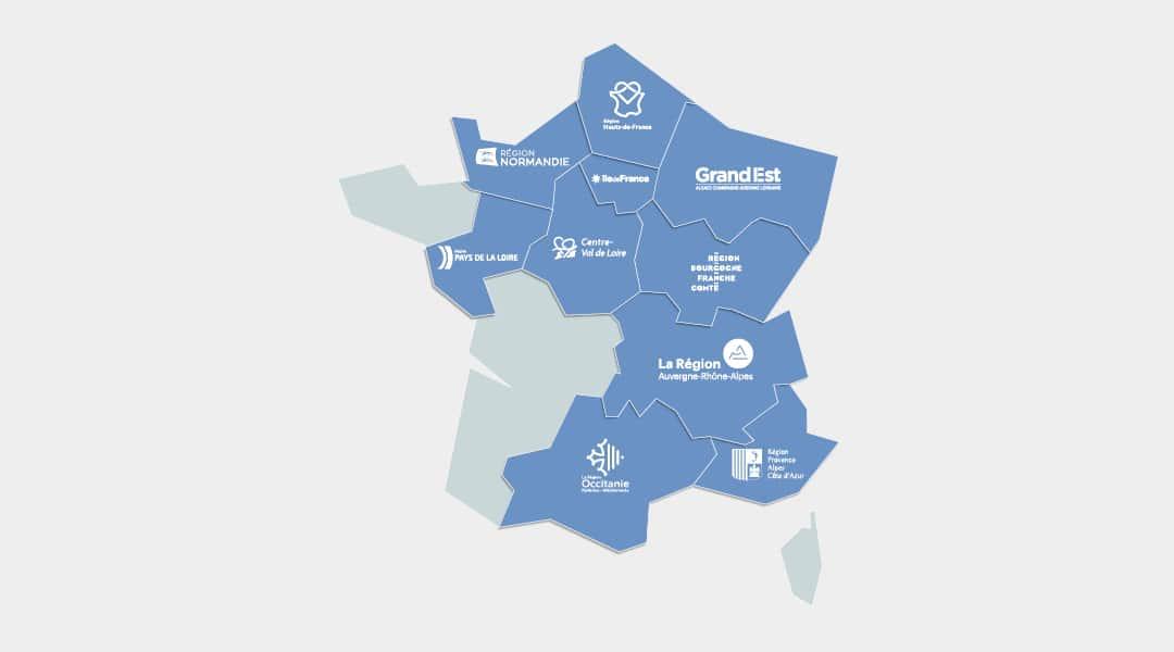 Région Maisons France Confort