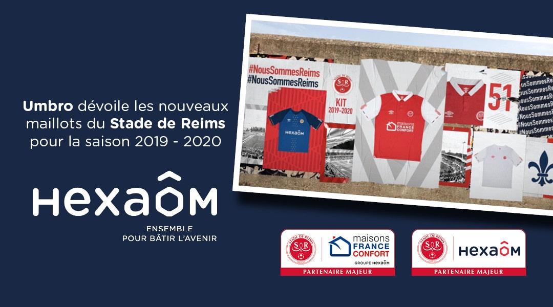 Les Maillots Du Stade De Reims Hexaom