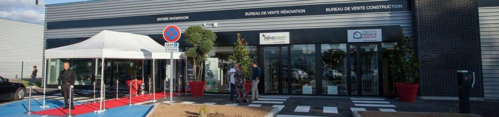 Nouveaux locaux pour la Direction Régionale Hauts-de-France